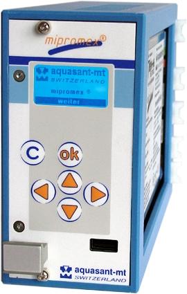 Aquasant Füllstand-Auswertegerät Typ: MLT6*
