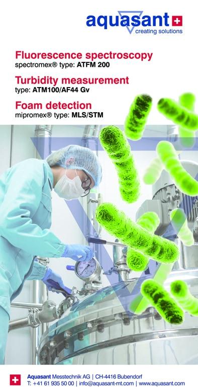 Fluoreszenz Spektralfotometer von Aquasant