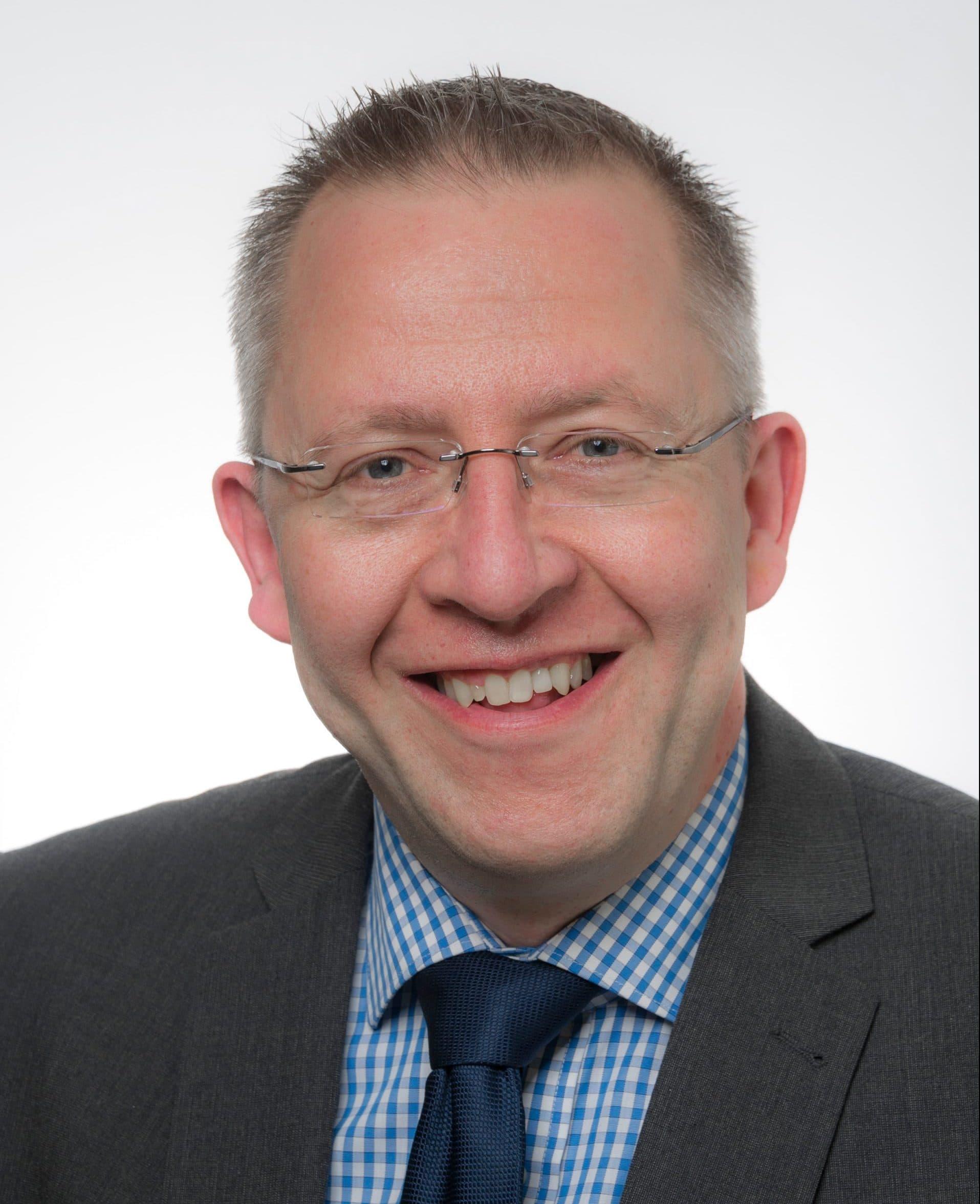Edgar Brill CEO der Aquasant Messtechnik GmbH Deutschland