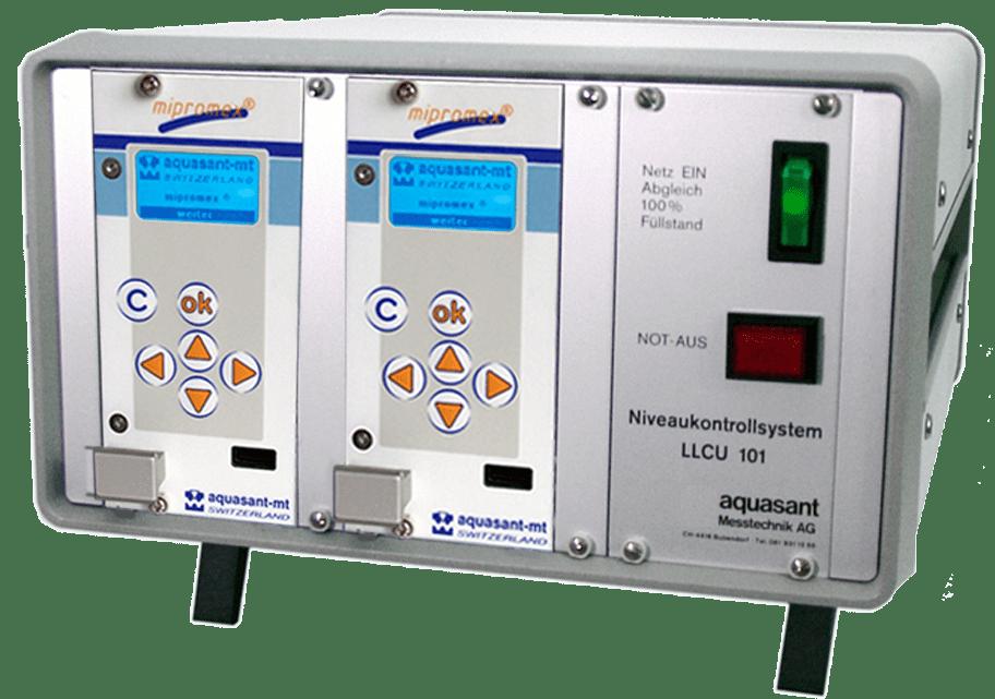 Neveaukontrollsystem LLCU 101 SLS-MLT-MLS von Aquasant