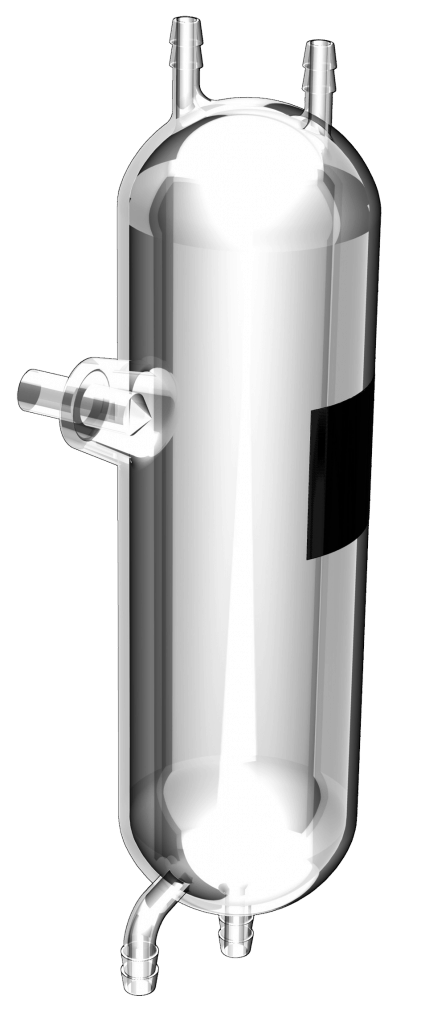 Dosage SQV<br>tubing pinch valve