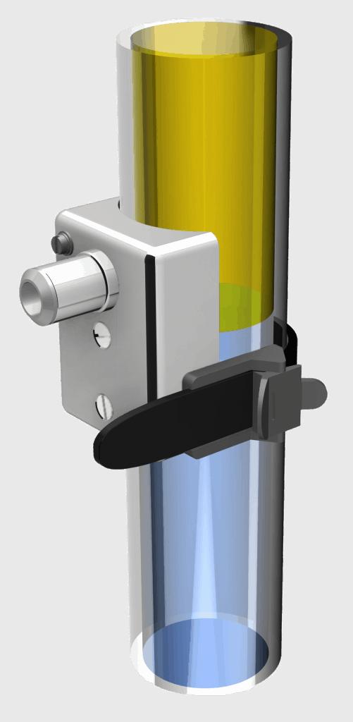 Trennschichtmessung Klammersonde Typ FRGL von Aquasant