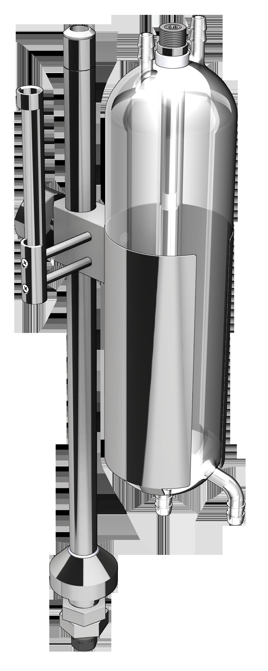 Niveaukontrollsystem Sterilabfüllung