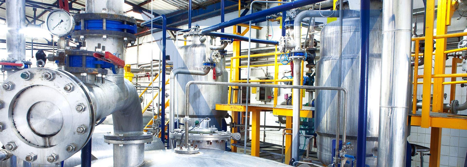 Messtechnik von Aquasant fuer die Industrie